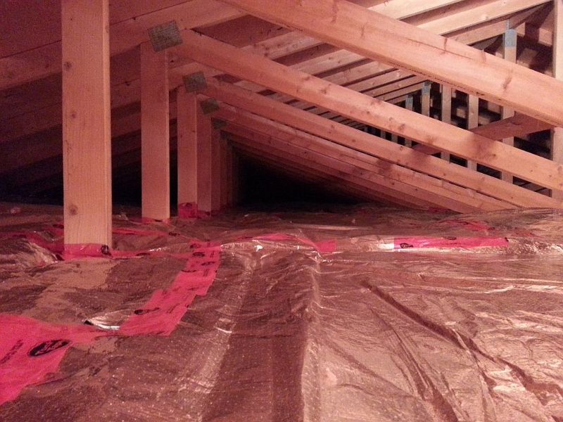 Reflective Arctic Shield Insulation For Your Home Or Business